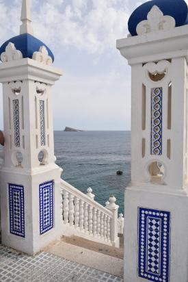 Balcon deL Mediteraneo .
